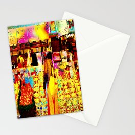 Pike Place Seafood Stationery Cards