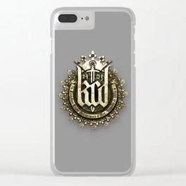 Kingdom Come Deliverance Clear iPhone Case