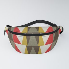MCM Bitossi Angle Fanny Pack