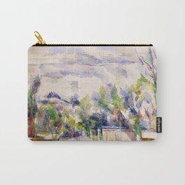 1902 - Paul Cezanne - Mont Sainte-Victoire Carry-All Pouch