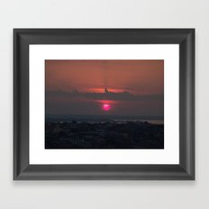 Brazilian landscapes Framed Art Print