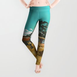 FIELD TRUCK Leggings