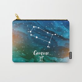 Gemini constellation Carry-All Pouch