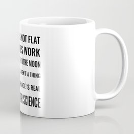 Stand up for science Coffee Mug