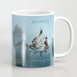 Ezio Auditore Da Firenze - Answers Coffee Mug