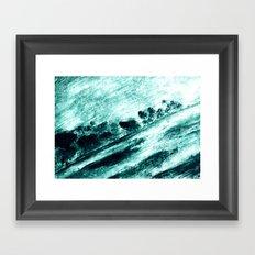 Diffrent view Framed Art Print