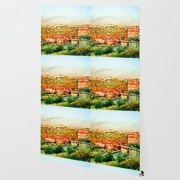 Catanzaro: view of the city Wallpaper