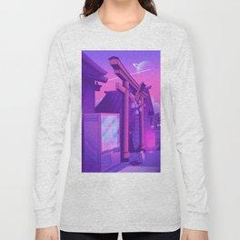 Midnight Matsuri Long Sleeve T-shirt