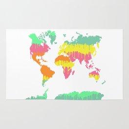 Melting World Rug