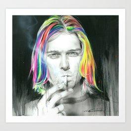 'Cigarette Burns' Art Print