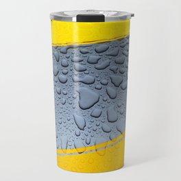 HDR Raindrops Travel Mug