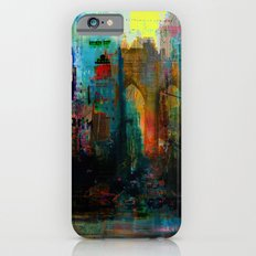 A moment in your city Slim Case iPhone 6s