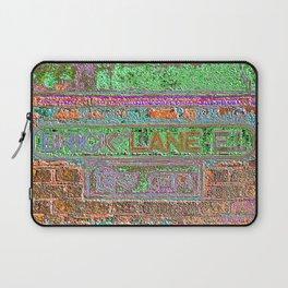 Brick Lane 3 B Laptop Sleeve