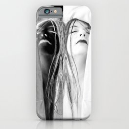 Happiness iPhone Case