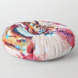 Vivid Rage Floor Pillow