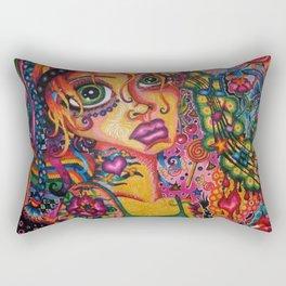 Musical Candy Rectangular Pillow