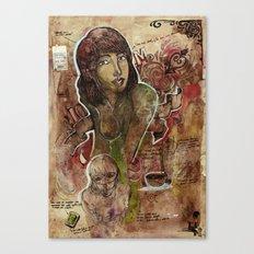 Io M. Canvas Print