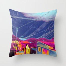 Infra-red Throw Pillow