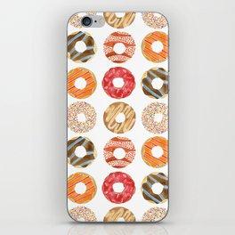 Half Dozen Donuts iPhone Skin