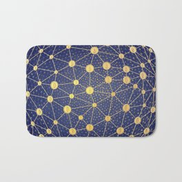 Cryptocurrency mining network Bath Mat