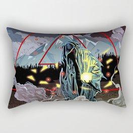 Apparitions Rectangular Pillow