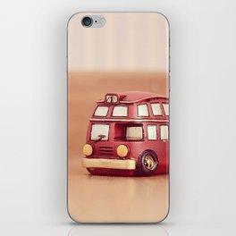 Vintage Bus iPhone Skin