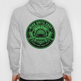 Mind Units Corp - Weapons of Mass Destruction Enlightened Version Hoody