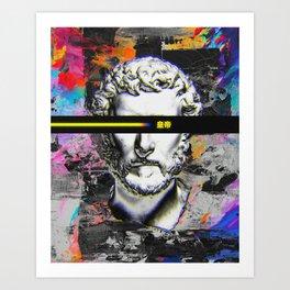 Anto Art Print