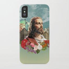 Collection Saints - The Messenger iPhone Case