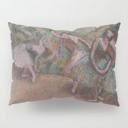 Edgar Degas - Ballet Scene Pillow Sham