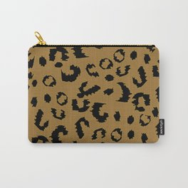 Tiger leopard Carry-All Pouch