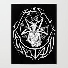 Hail Seitan Poster