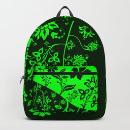 floral ornaments pattern chp120 Backpack