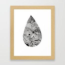 Territorio Framed Art Print