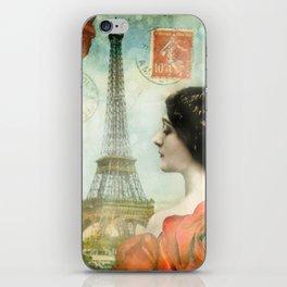 J'adore Paris iPhone Skin