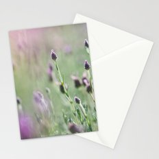 lavender summer Stationery Cards