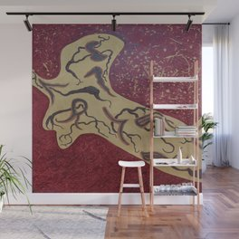 Molecules of Emotion Wall Mural