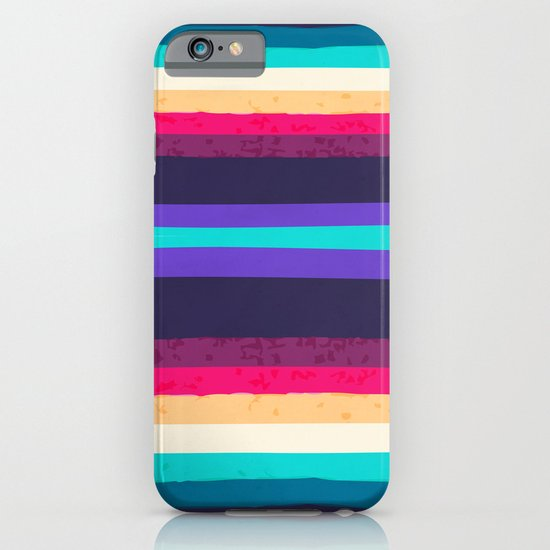 SURF STRIPES iPhone & iPod Case