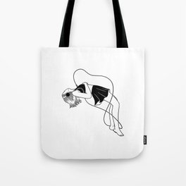 Listen to your inner voice Tote Bag