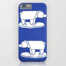 Origami Polar Bear Slim Case iPhone 6s