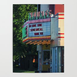 Maumee Movie Theater II Poster
