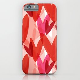 lots of love iPhone Case