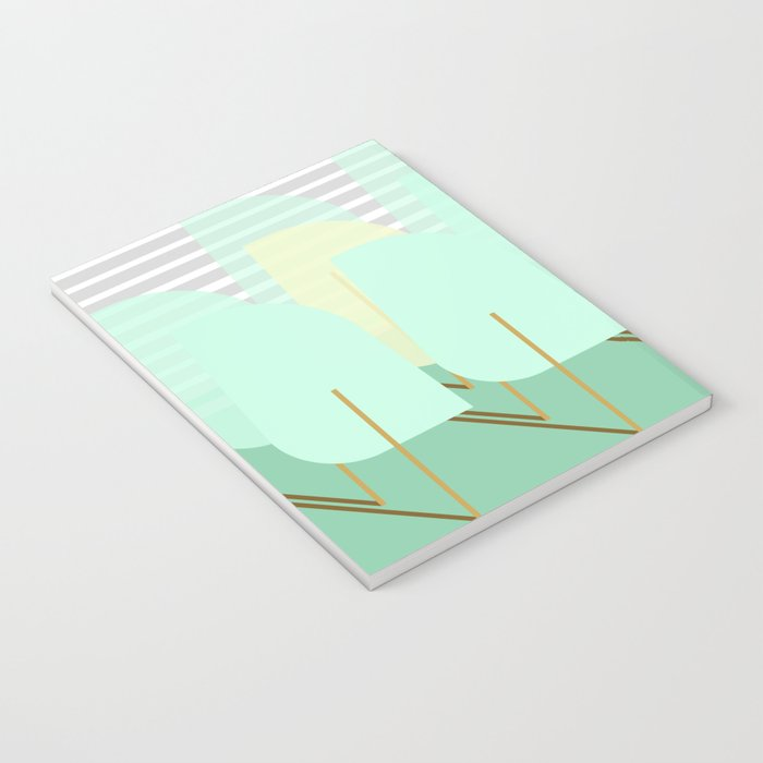 Forest II Notebook