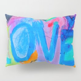 Summer Love | Painting by Elisavet Pillow Sham