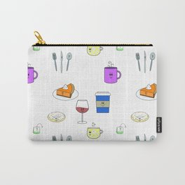 Cutesie Pattern Carry-All Pouch