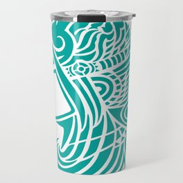 virgo zodiac bangkok style Travel Mug