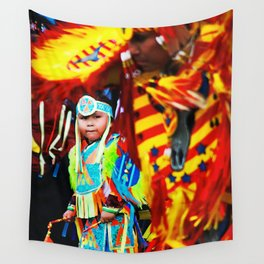 Soul Protector Wall Tapestry