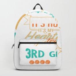 Teaching 3rd Graders How I Roll Backpack
