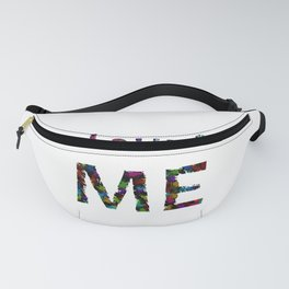 Ranagessa - you are all the colours we know!!! :) Fanny Pack