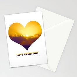 Love Everyday Stationery Cards